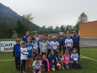 Kantonalfinale FL-Sprint und UBS Kids Cup Qualifikation in Eschen