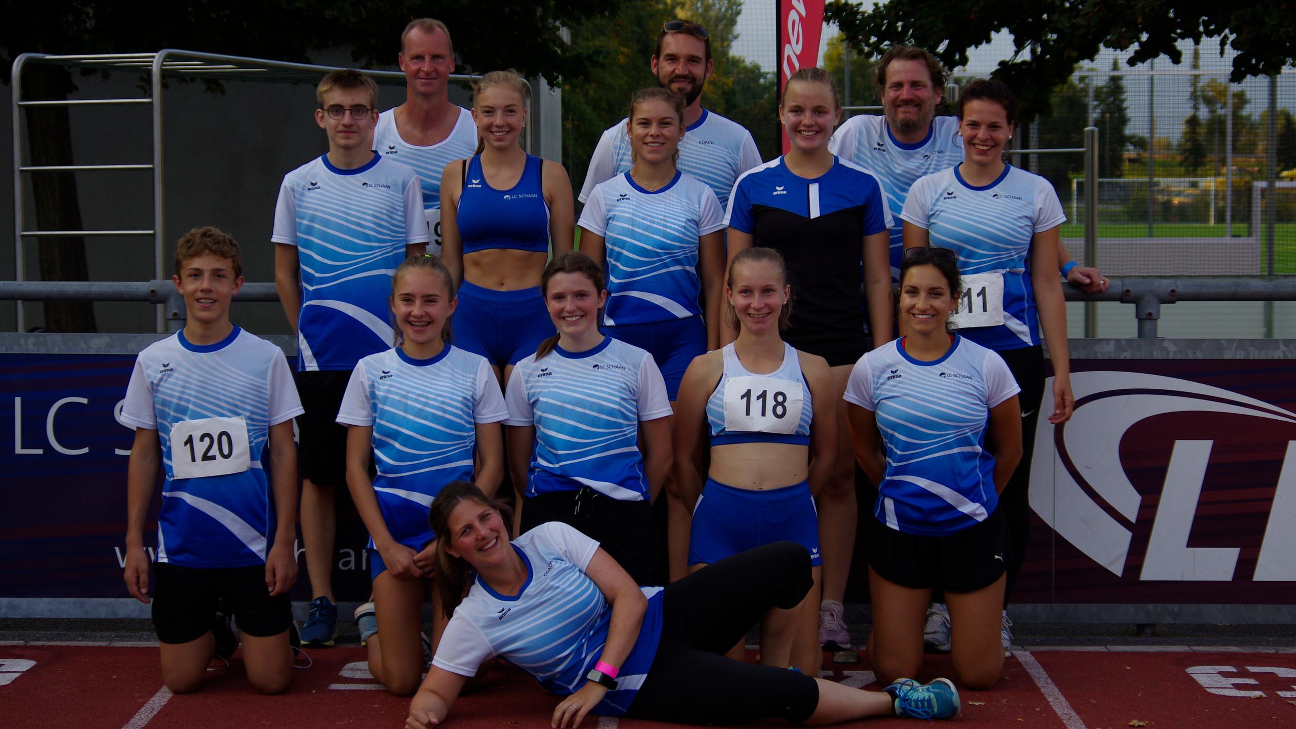 Julia LC Landesmeisterschaft 12.09