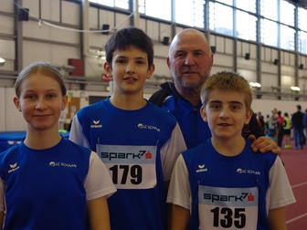 Tolle Leistungen an der VLV-Meisterschaft in Dornbirn