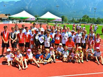 Teilnehmerrekord und Top-Leistungen am UBS KIDS CUP Finale in Schaan