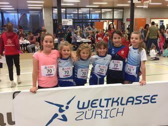 UBS Kids Cup Team Qualfikation in Oberriet