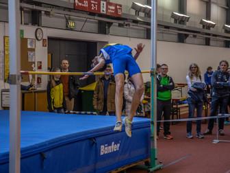 Tolle Leistungen an den VLV-Hallen-Mehrkampfmeisterschaften  für Julia und Joel
