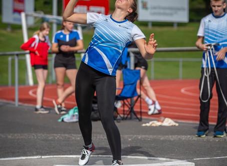 Viele Bestleitungen im Rahmen des Swiss Athletics Junior Challenge