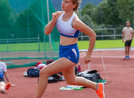 Julia Roher überzeugt an der Schweizer Mehrkampf MS in Langenthal