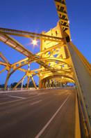 Tower Bridge Sacramento / West Sacramento