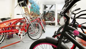 Bike Shop Downtown Sacramento