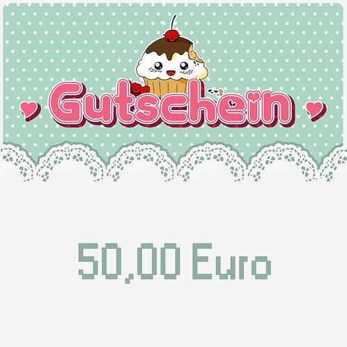 Gutschein 50€