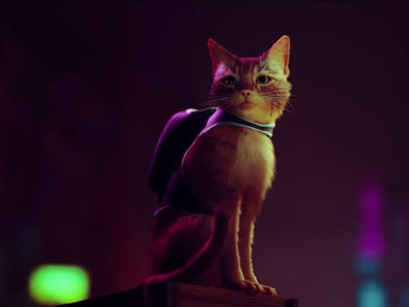HAL, IT'S ABOUT CATS - THE PS5 REVEALED