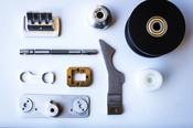 Aerospace & Aircraft Machined Parts