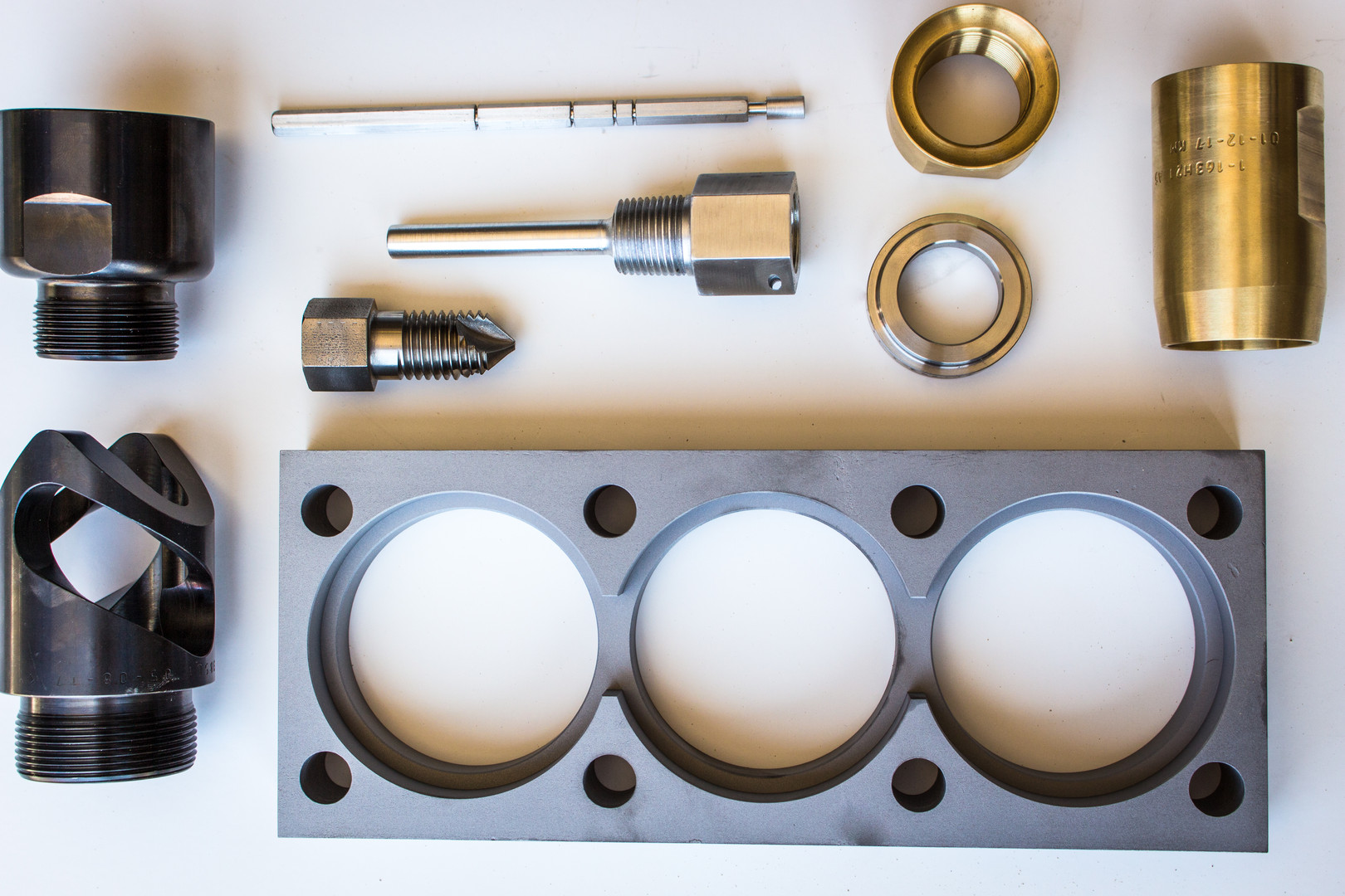 Castings & Energy Machined Parts