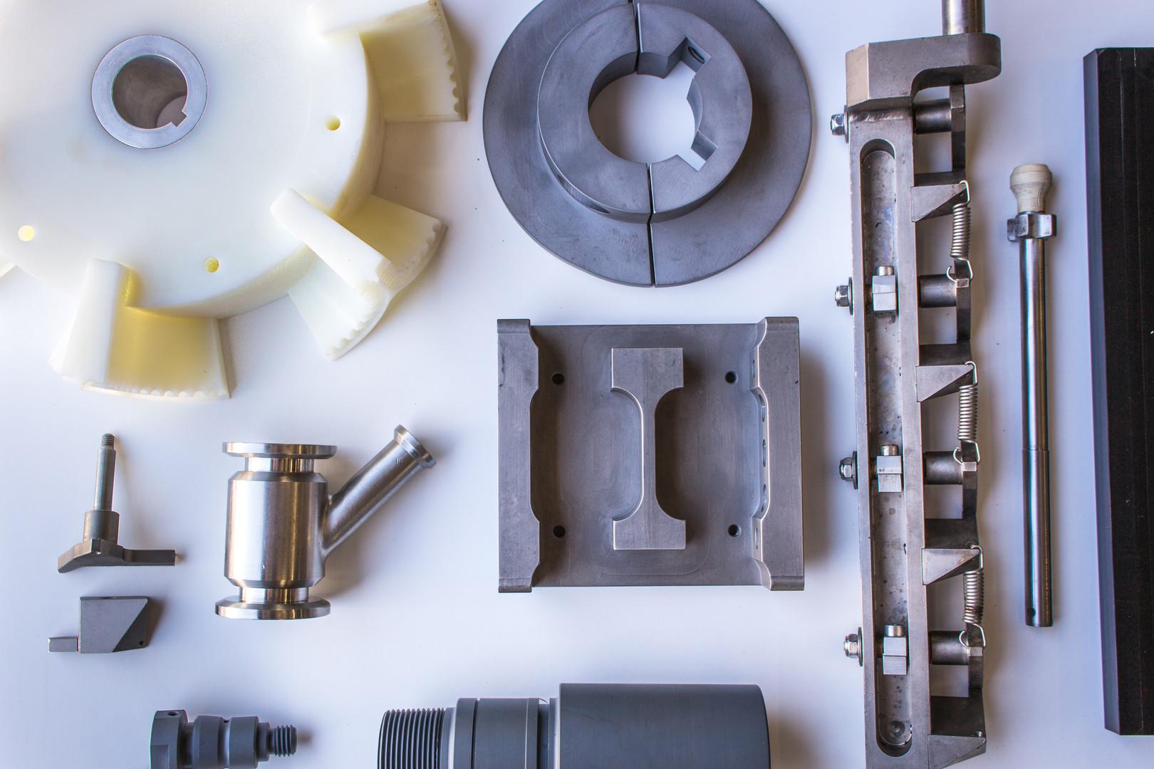 Food & Beverage Machine Parts