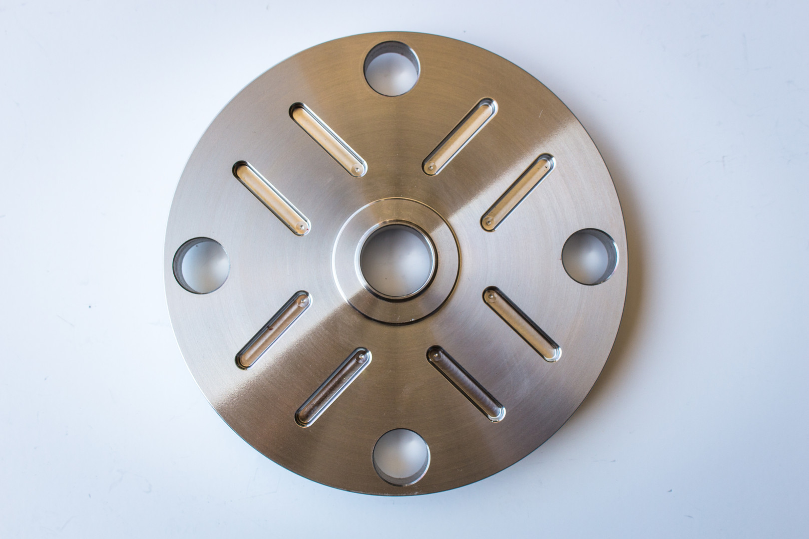 Rail & Industry Machined Parts