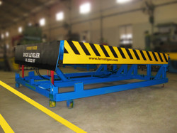 DL2522 9Tons Table Size 2500 x 2200