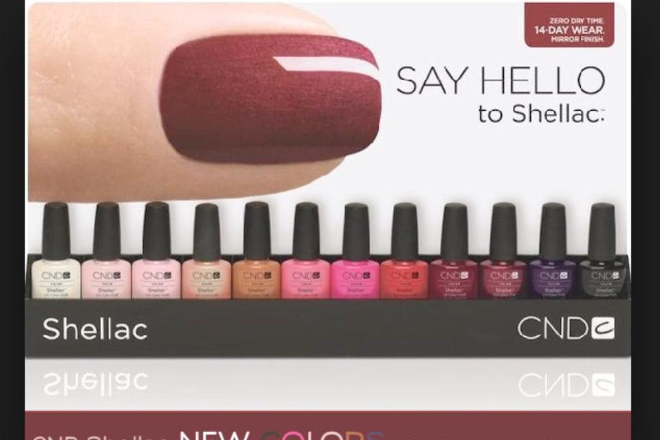 Shellac (Gel) Manicure