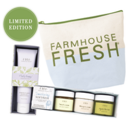 Soft & Fluffy Limited Edition Holiday Gift Set