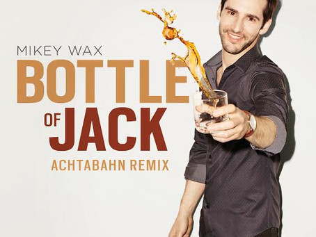 Premiere | Track: Bottle of Jack (Achtabahn Deep House Remix) | Artist: Mikey Wax