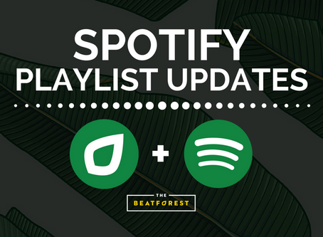 Hit refresh on your music collection with our Spotify playlist updates