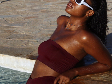 "Amber Mark keeps summer in flux with steamy single ""Heatwave"""