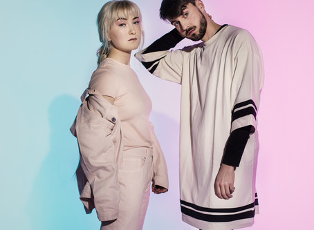 The new album from NOVAA & LO is a force to be reckoned with