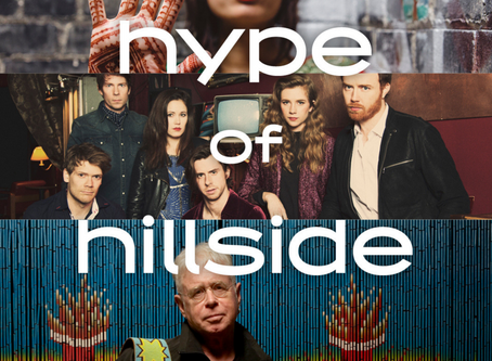 Hype your Hillside Festival with our 10 Track Weekly Playlist