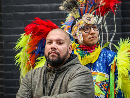 "Shub Channels Indigenous Culture and Celebration into ""PowWowStep"""