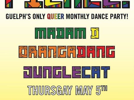 Event: FIERCE! Pride Edition! | #THURSGAY, May 5th