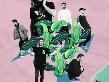 Winston Surfshirt share new single different from the rest