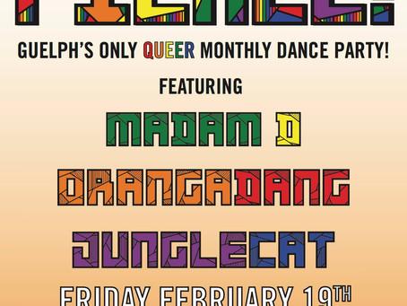 Event: FIERCE! | Friday, February 19th