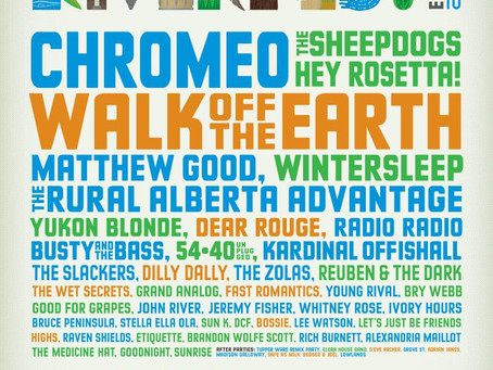#GUIDETO RIVERFEST ELORA 2016: SUNDAY'S TOP 5 UNDISCOVERED ACTS