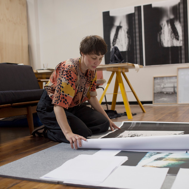 Izabela Pluta SHIRLOW STREET STUDIOS