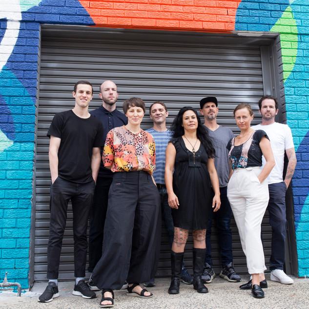 SHIRLOW STREET STUDIOS artists