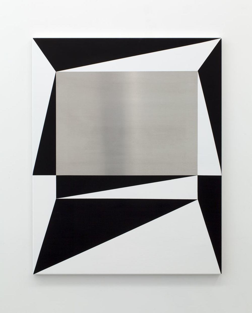 Enter+the+Voidoid-Flashe+on+aluminium+panel-100x80cm-2014