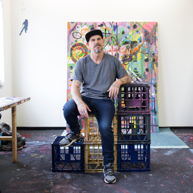 David Griggs SHIRLOW STREET STUDIOS