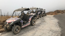 New buggy trip with a wine and tapas twist .