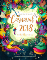 Tenerife carnival 2018