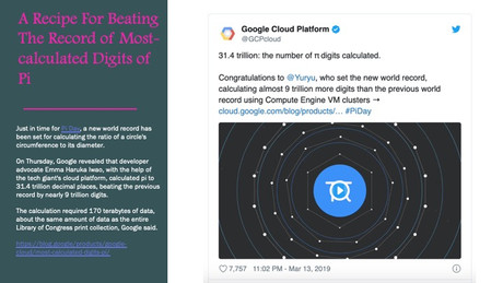 How many Pi-Digits are known?