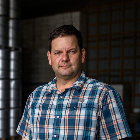 Richard Ozero, Co-Owner, Good Morning Honey