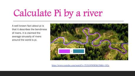 Pi in Nature