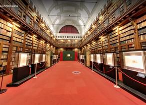 Kürenin Açınımı, Farklı Haritalama Teknikleri ve Milano'da bir kütüphane;