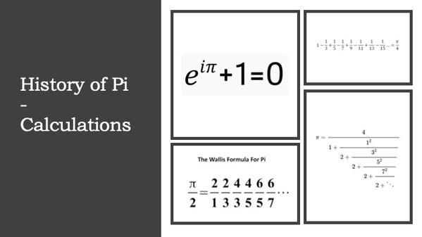 Pi Calculations