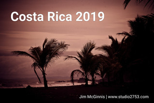 Award Wining Photographer Covering Costa Rica 2019
