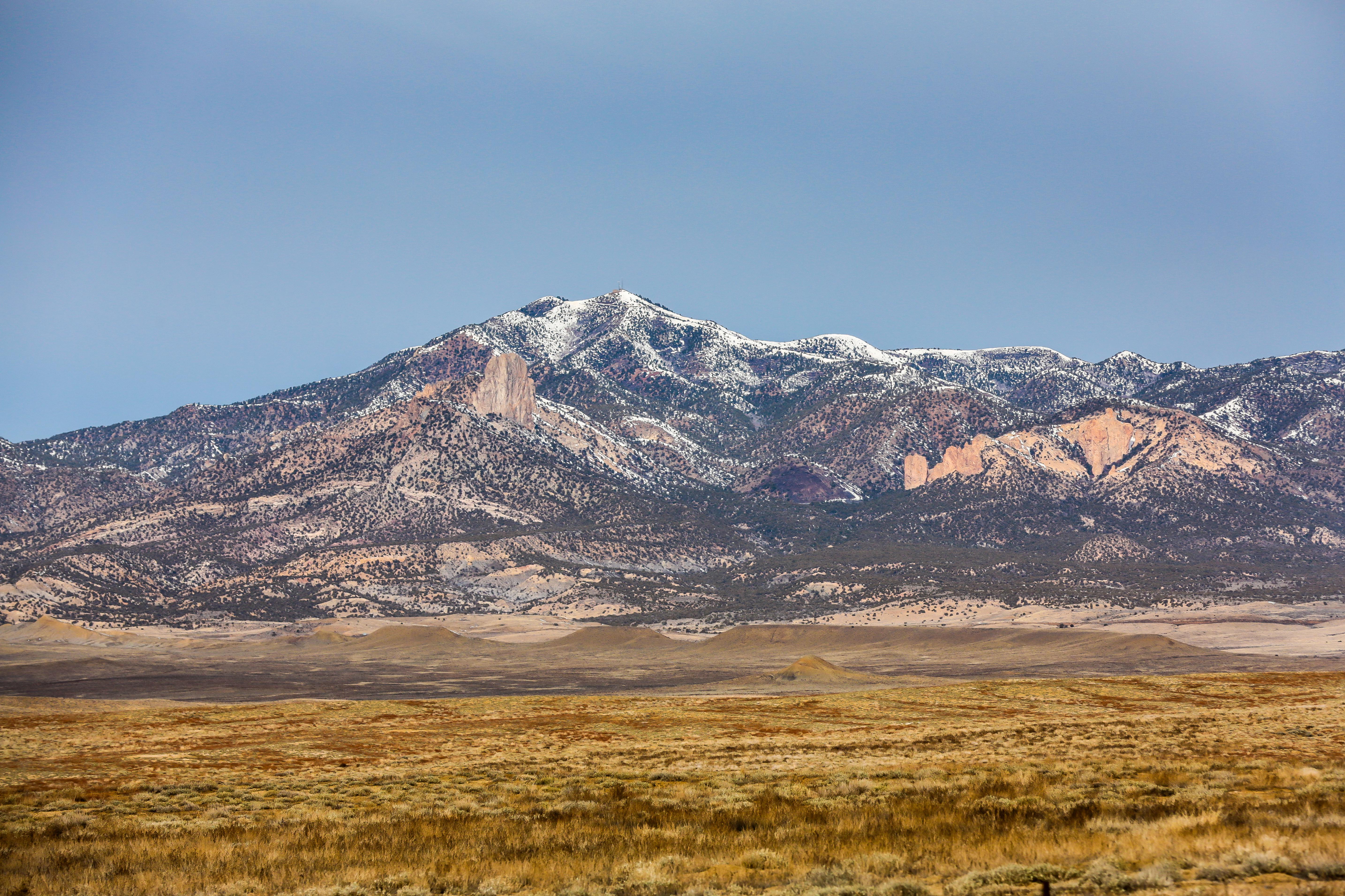 Speckled Peaks