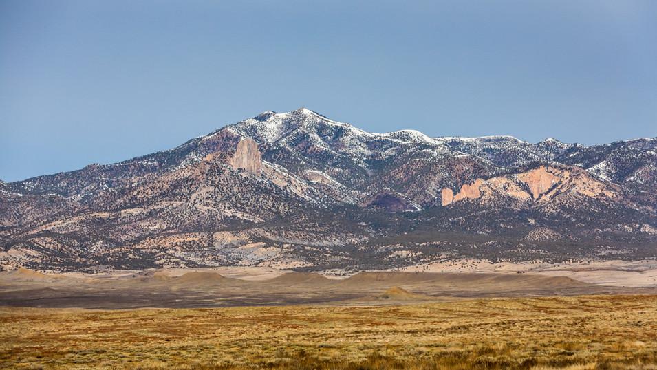 Speckled Peak