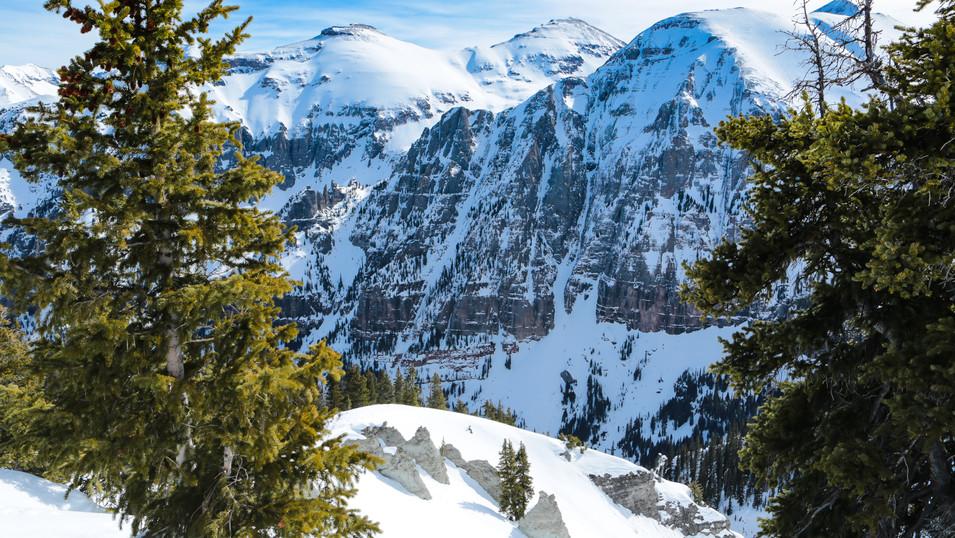 Telluride Cliffs