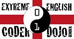 Extreme English Coder Dojo Logo 400 pixe
