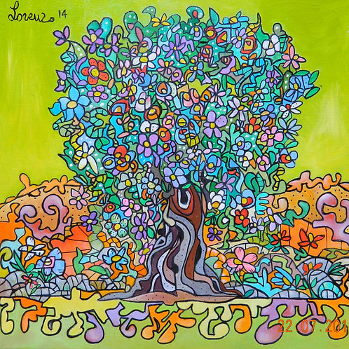 The Tree by Lorenzo Traverso