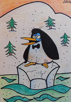 ©lorenzotraverso-penguin