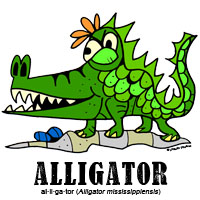 alligatorbylorenzo