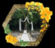 森のガーデン挙式