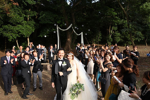 福岡県北九州市の結婚式場ぶどうの樹ウェディング